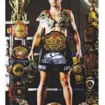 10-кратный чемпион мира по тайскому боксу Джон Уэйн Парр решил попробовать силы в ММА