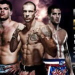 Полная файткарта GLORY 10 Los Angeles
