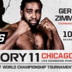 Гергес – Циммерман на GLORY 11 Chicago