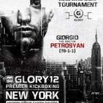 Постеры GLORY 12 в Нью-Йорке