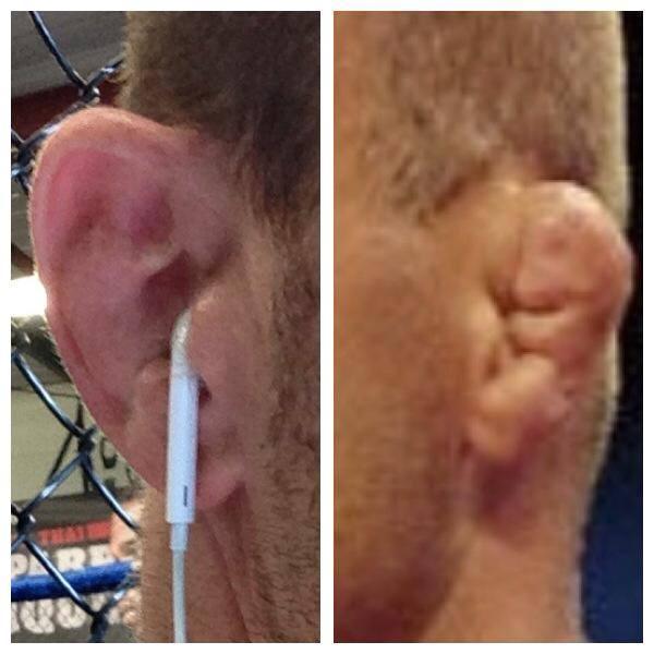 Как сделать сломанное ухо