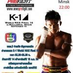 K-1 World MAX 2013 Финал 16