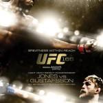 Прямая трансляция UFC 165: Jones vs. Gustafsson