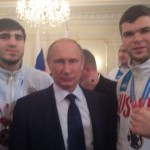 Прием у Президента РФ