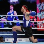Артем Левин: «Цель жизни – выиграть и на третьих Играх боевых искусств»