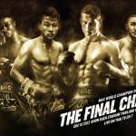 Файткарта Max Muay Thai: последняя глава 10 декабря