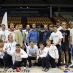 Кадр: Сборная команда России на 4 Играх TAFISA в Бусане, Корея. 2008 год.