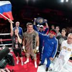 Боксер-профессионал Григорий Дрозд впервые проведет мастер-класс в Кемерове