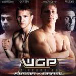 (English) Постер WGP: Russia vs. Brasil 17 мая