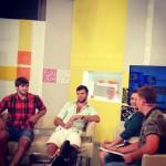 Артем Левин и Артем Вахитов завтра в программе Включайся! на СТС-Кузбасс