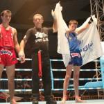 Дебют на чемпионате России в Севастополе