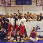 Победители чемпионата России и Кубка Дружбы