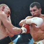 Для россиян наступило поясное время Григорий Дрозд и Денис Лебедев выиграли чемпионские бои