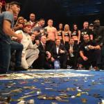 Сергей Лащенко выиграл четверку тяжеловесов, Кишенко вернулся на ринг с победой.
