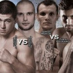 (English) KOK World Grand Prix 27 Moldova: Fight Card