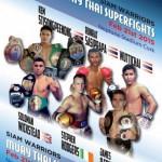 Siam Warriors – Muay Thai Super Fights 21 февраля