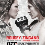 UFC 184: Обратный отсчет (ВИДЕО)