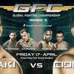(English) GFC Fight Series 3 Dubai: Results
