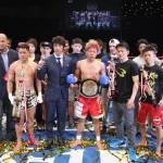 (English) K-1 Japan -55kg Tournament Results