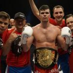 Артем Левин защитил титул чемпиона мира GLORY