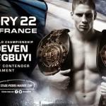 (English) Glory 22 Fight Card