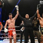 (English) GLORY 21: Controversial 'Majority Draw' scorecard from Artem Levin vs. Simon Marcus revealed