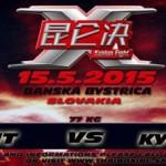 Артур Кишенко победил Дмитрия Валента на Kunlun Fight 25