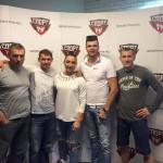 Артем Левин на СПОРТ FM