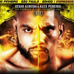 (English) Full Card for WGP 25 Featuring Alex Pereira vs. Cesar Almeida