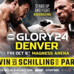 Третий бой Левин-Шиллинг объявлен на GLORY 24 Denver