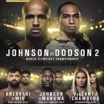 UFC 191: Обратный отсчет (ВИДЕО)