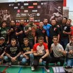 В «Академии бокса» прошла процедура взвешивания перед THAI FIGHT Moscow Russia