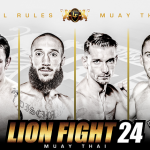 (English) Lion Fight 24 Results: Hollenbeck vs. Abraham ends in controversial decision
