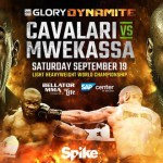 (English) GLORY / Bellator 142 Dynamite 1 San Jose: Results