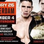 Glory 26 состоится 4 декабря в Амстердаме