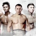 Файткарта Kunlun Fight 32 28 октября в Китае