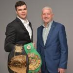 Сергей Кислицин встретился с пятикратным чемпионом Мира по тайскому боксу Артемом Левиным