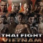 Йодсенклай примет участие в Thai Fight Vietnam 2015