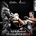 """(English) Artem """"The Lion"""" Levin talks exclusively in the network of Champion"""