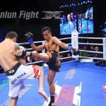 Результаты Kunlun Fight 37 China