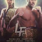 2016.01.29 Постер Lion Fight 29