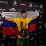Поздравляю с победой Артема Вахитова!