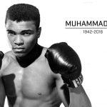 Сегодня ушел из жизни легендарный боксер Мохаммед Али.