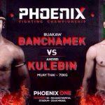 Трансляция Buakaw Banchamek vs. Andrei Kulebin