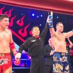 Поздравляем Семена Шелепова и тренера Михаила Главинского с победой на турнире WU Fights в китайском Таюане