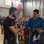 Мастер-класс с Артёмом Левиным при участии губернатора области Антона Алиханова