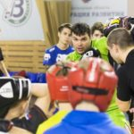 Титулованный кикбоксёр и тайбоксёр Артём Левин провёл мастер-класс в Архангельске